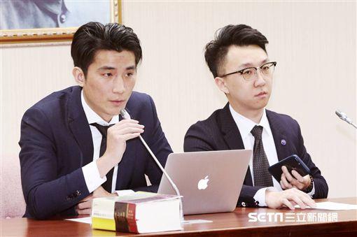 尤振仲,律師,閻道至,陳湘傳,/記者林士傑攝影