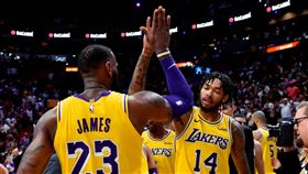 NBA/英葛蘭:詹皇受傷是我的機會 NBA,洛杉磯湖人,LeBron James,Brandon Ingram 翻攝自推特