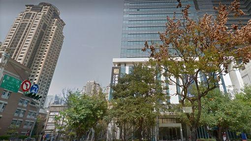 台中七期高檔商辦/Google map