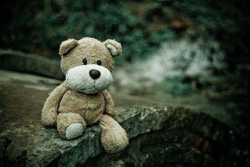 泰迪熊(示意圖/翻攝自Pixabay)
