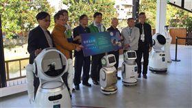 楷模創生館機器人導覽(台中市政府)