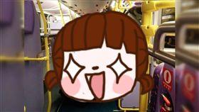 巴士,公車,沙發,搬運,限制,香港,聖誕節,平安夜 圖/翻攝自臉書