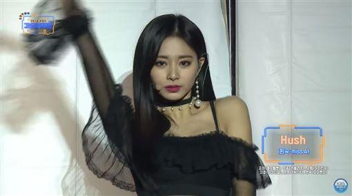 子瑜/翻攝自KBS YouTube