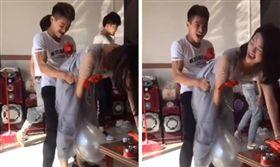 中國低俗婚鬧 圖/翻攝自微博