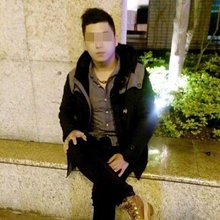 陽信銀行搶匪 圖/翻攝自臉書