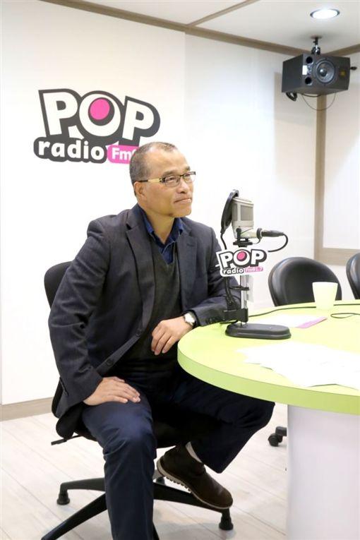 葉匡時12月30日接受《POP大國民》專訪時透露,節目單位