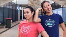 ▲詹詠然詹皓晴姊妹選擇布里斯本網賽做為新球季開幕戰。(圖/翻攝自詹詠然臉書)