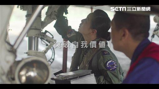 士兵轉當「女飛官」!郭文靜創下國軍首例 ID-1712919