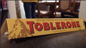 Toblerone 瑞士三角巧克力 翻攝推特