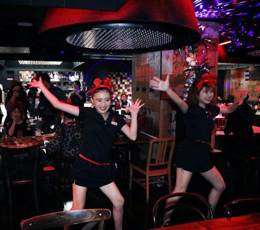 DANCING CRAB蟹舞,微風南山。(圖/品牌提供