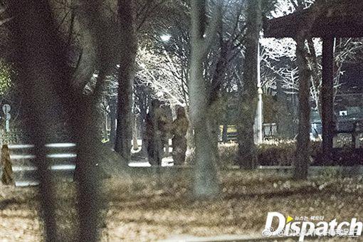 KAI,JENNIE/翻攝自Dispatch