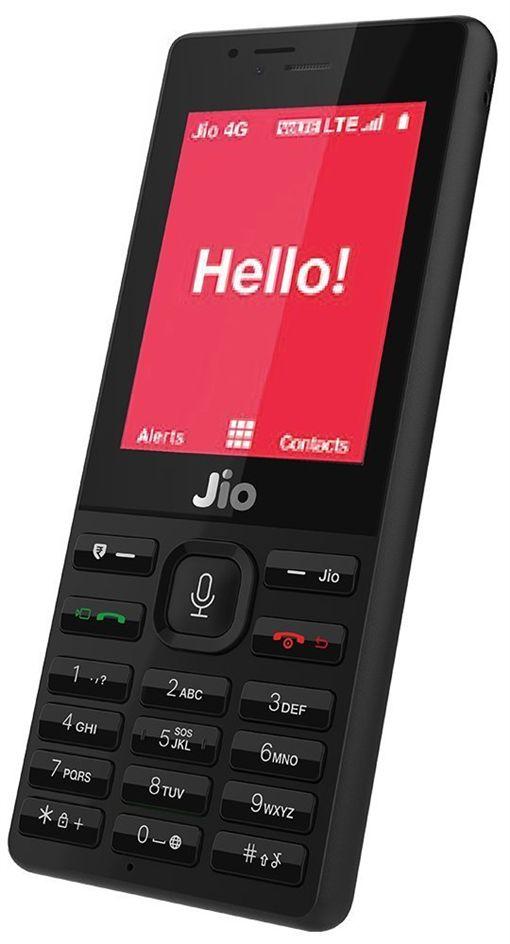 Jio,手機,印度,網路運營商,Reliance Jio,免費手機