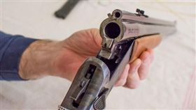槍,射殺,彈藥(圖/pixabay)