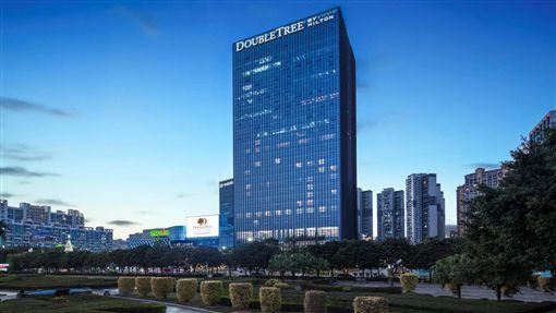 深圳龍華希爾頓逸林酒店/翻攝官網