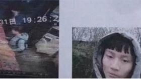 沒事兒跑啥呢?中國男童槌死父母 網酸:被抓也沒事(圖/翻攝自微博)