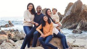 NBA/科比妻有喜!第四胎也是女兒 NBA,洛杉磯湖人,Kobe Bryant 翻攝自Vanessa Bryant IG