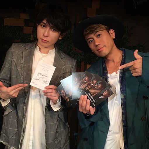 化學超男子 圖翻攝自yoshikuni_dohchin_official IG
