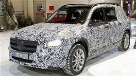 Mercedes-Benz GLB(圖/翻攝網路)