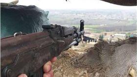 敘利亞,反抗軍,聖戰士,衝突 圖/翻攝自推特