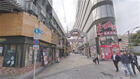 上野,阿美橫町(圖/翻攝自Google Maps)