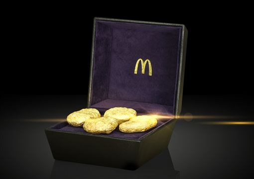麥當勞,麥克雞塊。