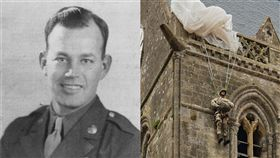 (圖/翻攝自維基百科)美國,二戰,傘兵,神演技,裝死