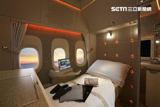 阿聯酋航空,波音777,頭等艙,私人套房,/阿聯酋航空提供