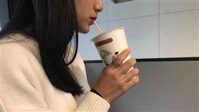 早餐店奶茶(記者顏敏翔攝影)