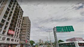社子地區延平北路六段。(圖/翻攝自GoogleMap)