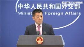 中國大陸外交部發言人陸慷