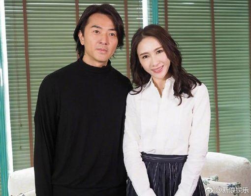 「陳浩南」鄭伊健與「小結巴」黎姿