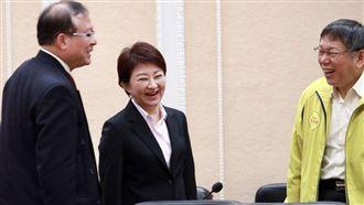 盧秀燕北上院會 大力促銷花博經濟