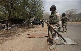 尼日軍隊發動攻擊 近3百聖戰士喪命 資料照/美聯社/達志影像