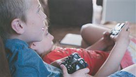 孩子,遊戲,電玩(圖/Pexels)