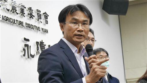 農委會:金門死豬確定由中國漂過來(圖/農委會提供)農委會代理主委陳吉仲