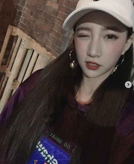 胡睿兒、林采緹/IG