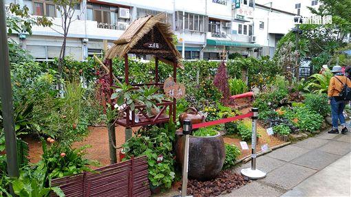 花博水景式庭園競賽(台中市政府)
