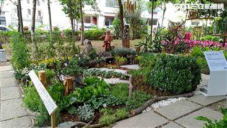 花博葫蘆墩園區 水景式庭園競賽接檔