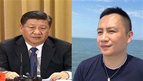 中國大陸,習近平,王丹,(王丹臉書、央視微博)