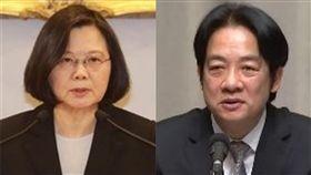 賴清德,蔡英文,2020總統大選,沈富雄