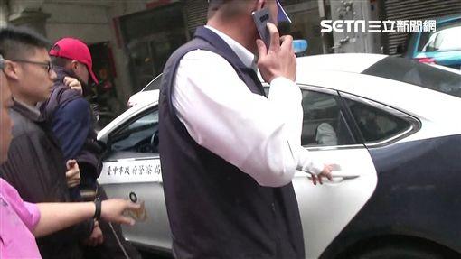 元大銀行台中市沙鹿中山分行搶案