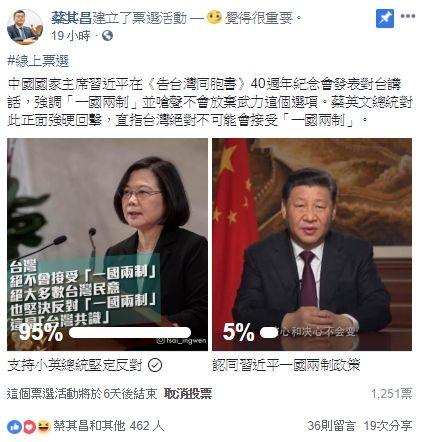 立法院副院長蔡奇昌推線上投票,臉書