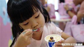 好食課,東海大學畜產與生物科技學系,許馨云,灃食公益飲食文化教育基金會,良食脈動講座,冰淇淋,冰棒