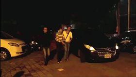 警衝摩鐵逮人 台中元大銀行搶匪落網