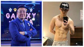 柯柏羽、孫安佐 合成圖/加樂星娛樂提供、翻攝自IG