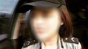 印尼,女警,男友,裸照,停職(圖/翻攝自中國報)