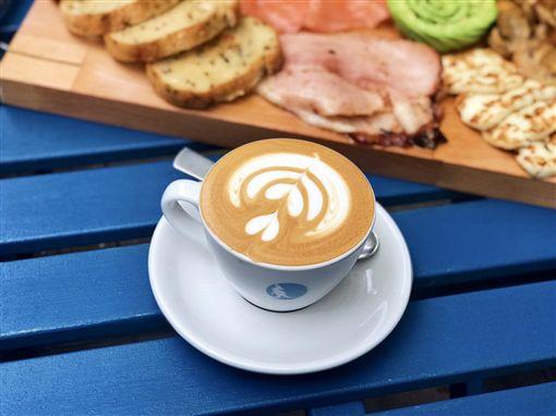 內湖浮誇早午餐,The Antipodean Specialty Coffee(記者郭奕均攝影)