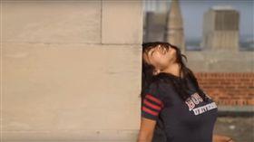 美國,議員,跳舞,大學,抹黑,正妹,影片,Alexandria Ocasio-Cortez  圖/翻攝自YouTube