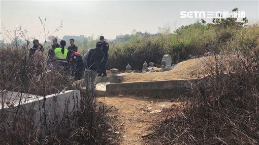 救難隊員遭「埋屍公墓」、南投、台中埋屍案