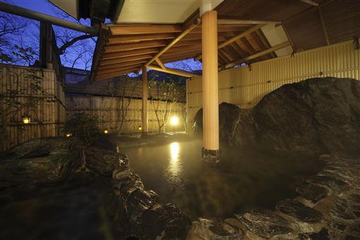 樂天旅遊公布日本人氣五大隱居旅館。